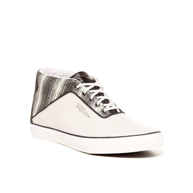 Item - White X Puma Leather Mid Top Sneakers Size US 10 Regular (M, B)