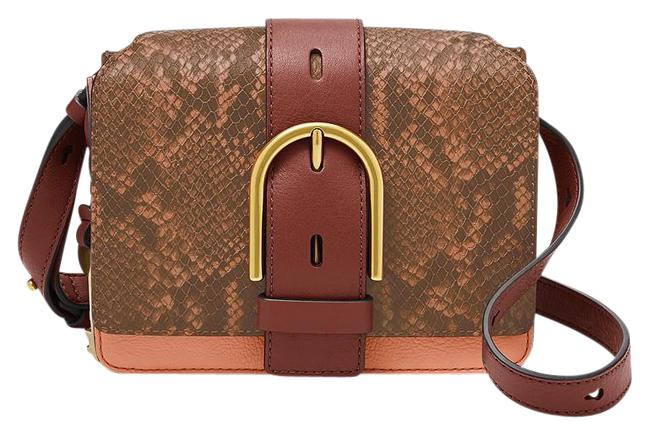 Item - Zb1394664 Wiley In Pink Multi Leather Cross Body Bag