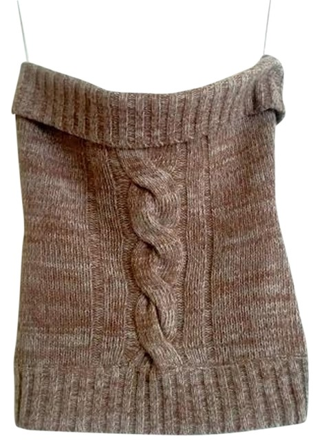 Preload https://item3.tradesy.com/images/trina-turk-s-cable-marble-carmel-sweaterpullover-size-4-s-2901742-0-0.jpg?width=400&height=650