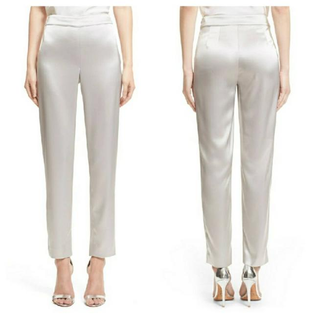 Item - Silver Collection Liquid Satin Activewear Bottoms Size 12 (L, 32, 33)