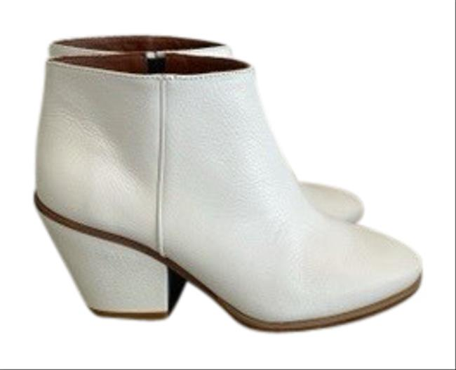 Item - White Mars Ankle Boots/Booties Size US 5 Regular (M, B)