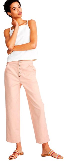 Item - Pink Medium Wash Greenwich Relaxed Fit Jeans Size 28 (4, S)
