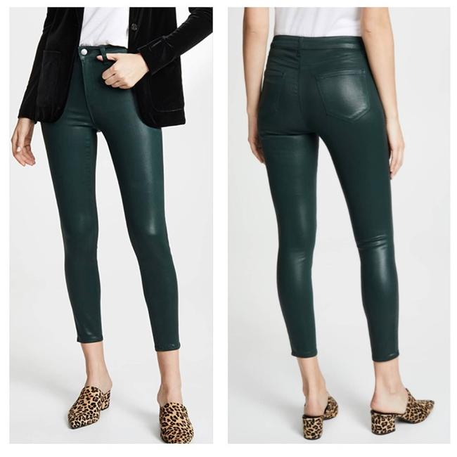 Item - Green Margot High Rise Skinny Jeans Size 26 (2, XS)