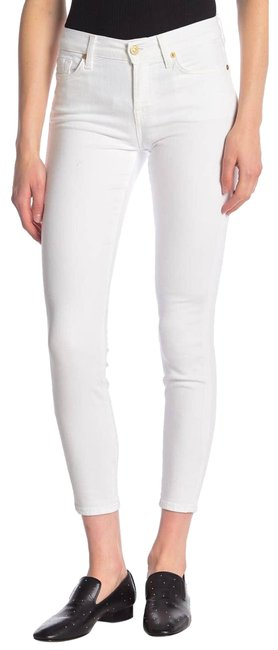 Item - White ✨nwt✨ High Waist Gwenevere Skinny Jeans Size 25 (2, XS)