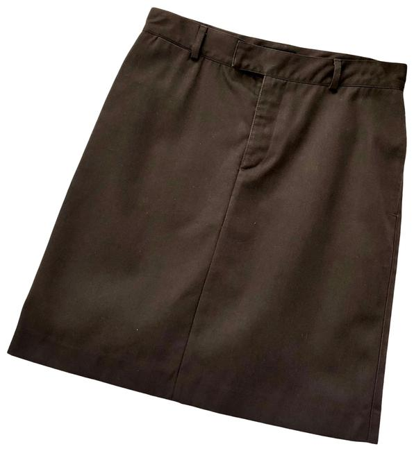 Item - Brown A-line Skirt Size 8 (M, 29, 30)
