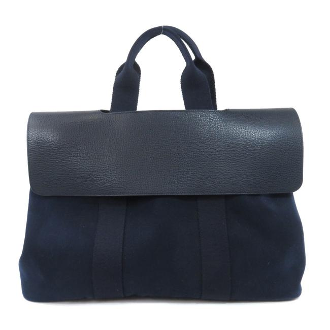 Item - Valparaiso Bag Gm Ladies Navy Canvas Tote
