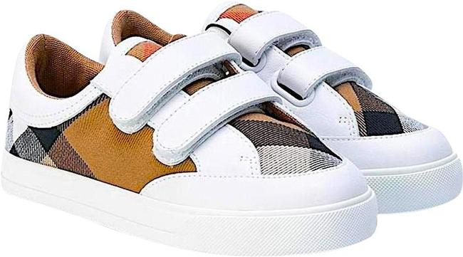 Item - Multi New ( 8) Kids Size Touch Fastening Sneakers