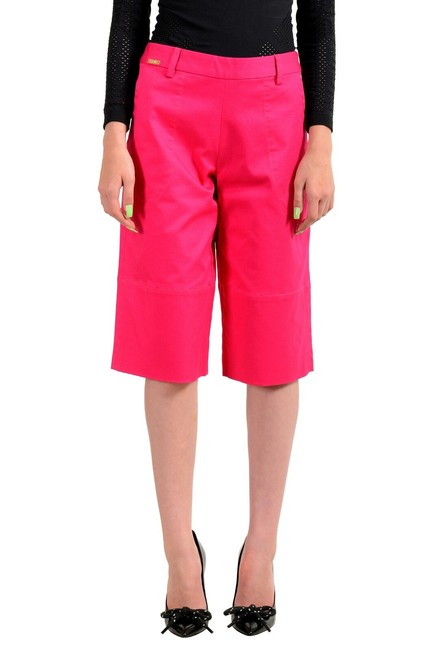 Just Cavalli Bright Pink Women's Shorts Size 4 (S, 27) Just Cavalli Bright Pink Women's Shorts Size 4 (S, 27) Image 1
