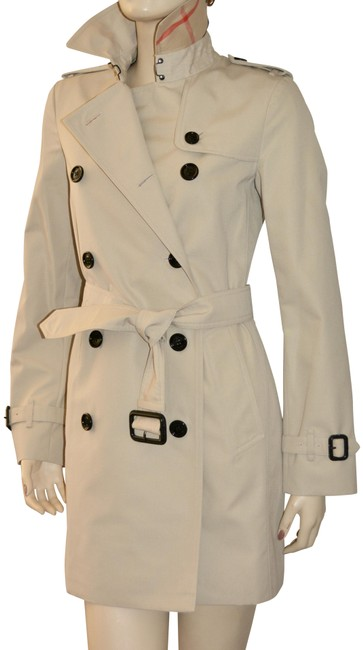 Item - Stone Harbourne Double Breasted Coat Size 6 (S)