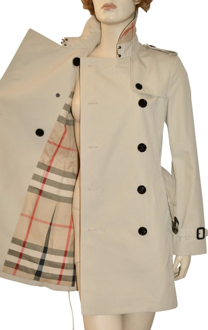 Item - Stone Harbourne Double Breasted Coat Size 8 (M)