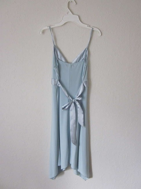 Wet Seal short dress Light Blue on Tradesy
