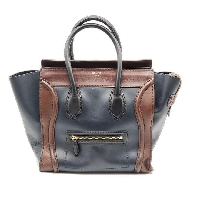 Item - Luggage Micro Leather Hand Shoulder Bag