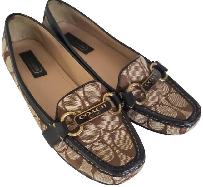 Item - Brown Estee Loafers Flats Size US 7 Regular (M, B)