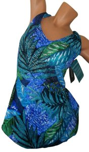 Maxine of Hollywood SWIMSUIT 12 MAXINE OF HOLLYWOOD DRAPED W SKIRT IN FRONT