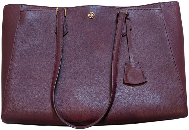 Item - Robinson In Port Leather Tote