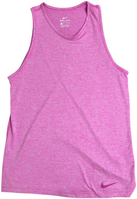 Item - Pink Dri-fit Sleeveless Activewear Top Size 0 (XS)