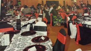 35 Black Chair Covers