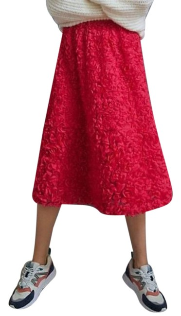 Item - Pink Maeve Hollie Lace Skirt Size 2 (XS, 26)