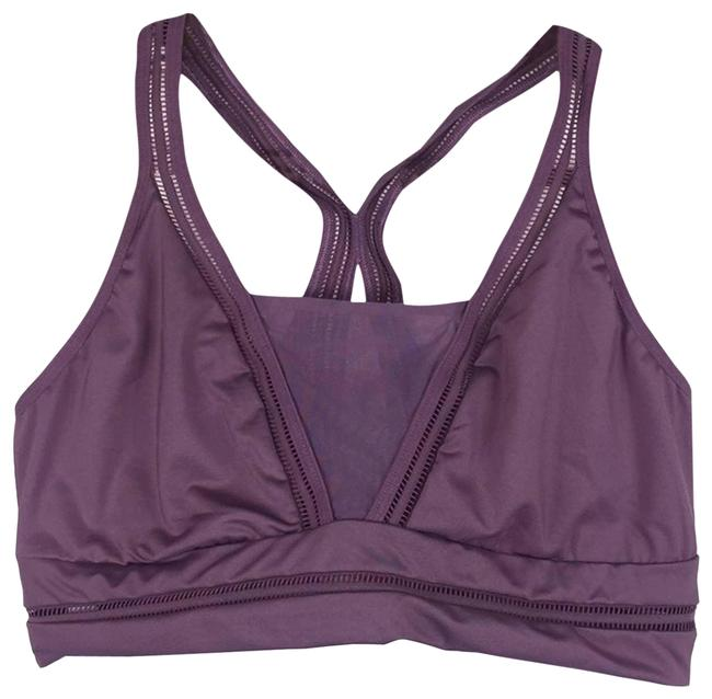 Item - Purple XL In Activewear Sports Bra Size 16 (XL, Plus 0x)