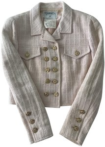 Chanel Chanel Baby Pink Jacket