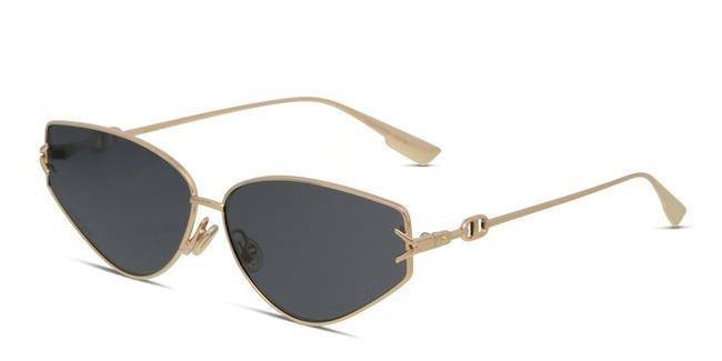 Item - Gold Gypsy Cateye Sunglasses