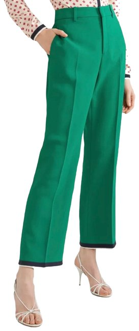 Item - Green Electric Trousers Pants Size 4 (S, 27)