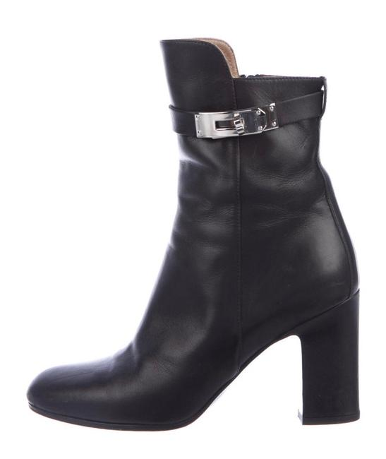 Item - Black Kelly Joueuse Buckle Boots/Booties Size EU 37 (Approx. US 7) Regular (M, B)