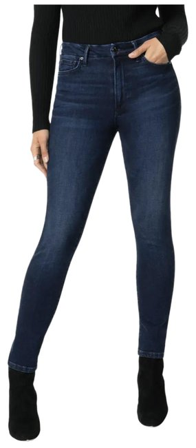 Item - Blue Dark Rinse Flawless Ankle Skinny Jeans Size 26 (2, XS)
