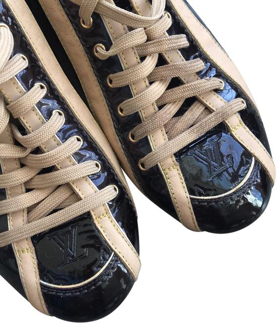 Item - Multicolor Patent Leather Sneakers Size EU 37.5 (Approx. US 7.5) Regular (M, B)