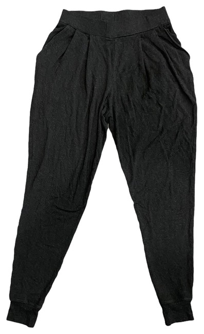 Item - Gray Jogger Athleisure Slouch Ankle Viscose In Dark Pants Size 2 (XS, 26)