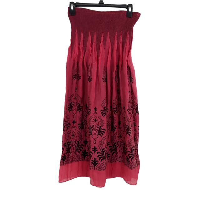 Item - Pink Convertible Tube Dress Skirt Size OS (one size)