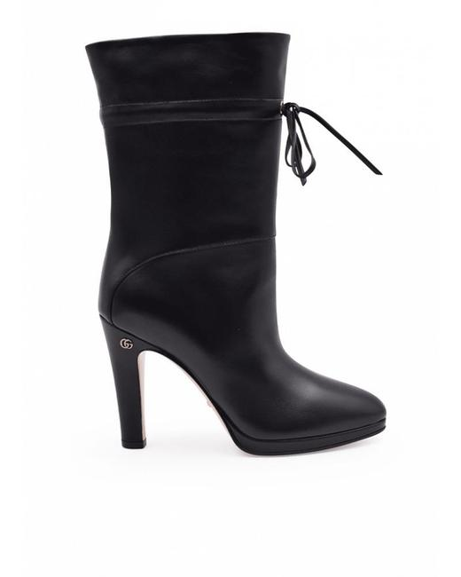 Item - Heeled Ankle Boots/Booties Size EU 39 (Approx. US 9) Regular (M, B)