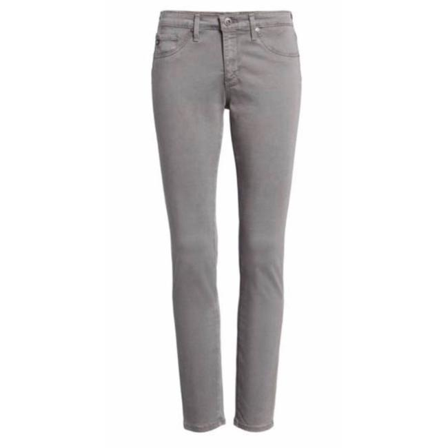 Item - Gray The Legging Ankle Super Ankle Pants Size 8 (M, 29, 30)