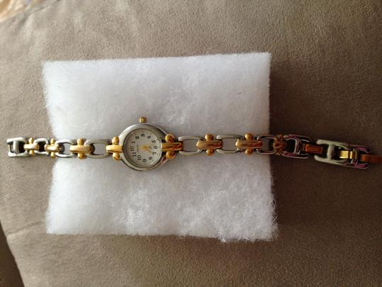 Fossil Gold and Silver Skinny Fossil Watch