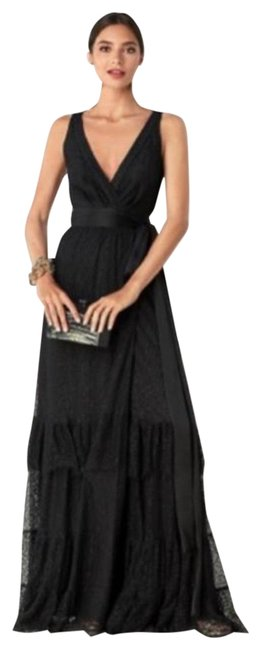 Item - Black Rumi Gown Long Formal Dress Size 0 (XS)