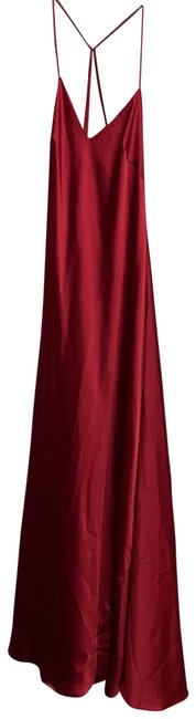 Item - Red Rouge Long Formal Dress Size 4 (S)