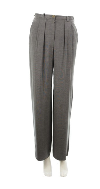 Item - Grey Wool Blend Pants Size 10 (M, 31)