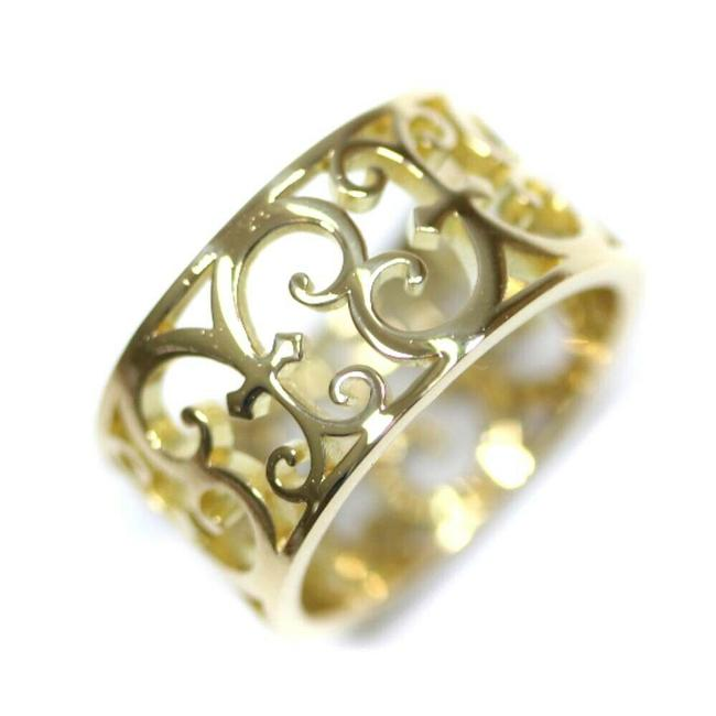 Tiffany & Co. Yellow Gold Enchant Wide Ring Tiffany & Co. Yellow Gold Enchant Wide Ring Image 1