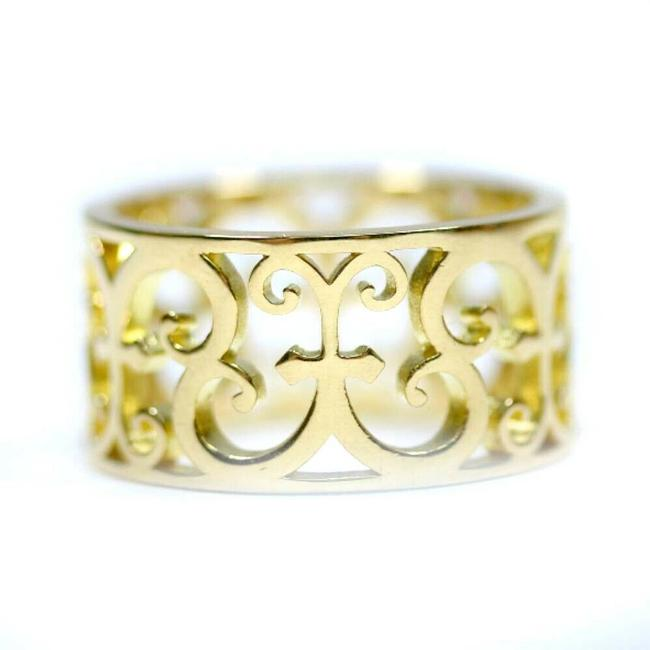 Tiffany & Co. Yellow Gold Enchant Wide Ring Tiffany & Co. Yellow Gold Enchant Wide Ring Image 3