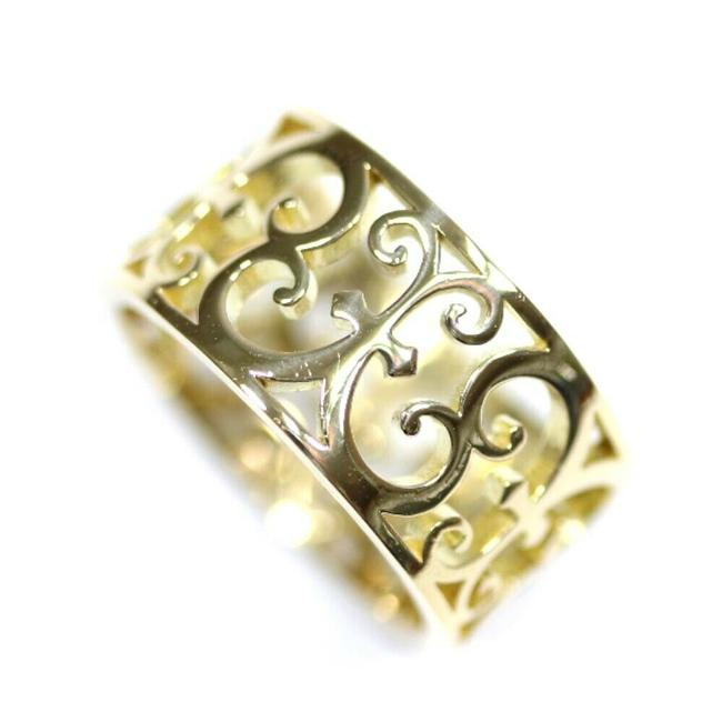 Tiffany & Co. Yellow Gold Enchant Wide Ring Tiffany & Co. Yellow Gold Enchant Wide Ring Image 4