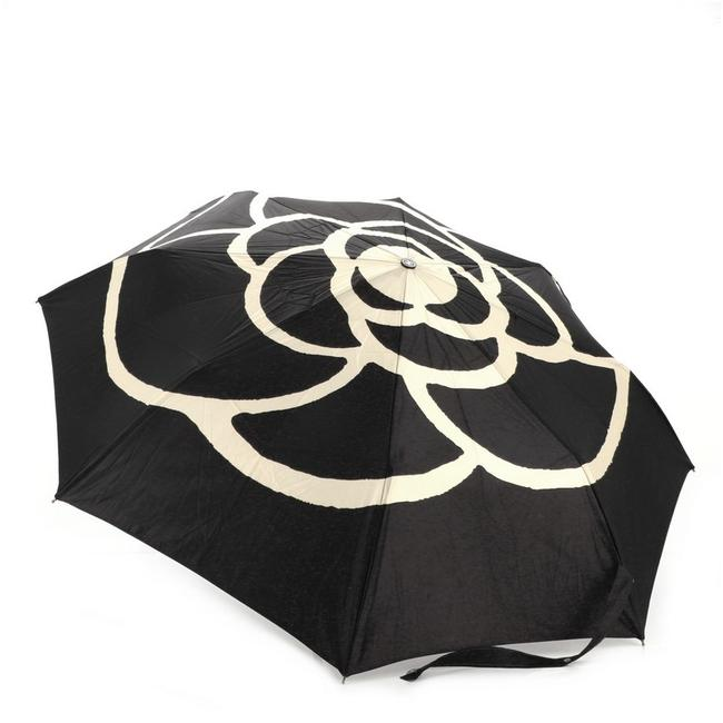 Item - Nylon Camellia Umbrella Printed Compact