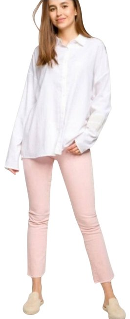 Item - Pink Rascal Ankle Snippet Straight Leg Jeans Size 26 (2, XS)