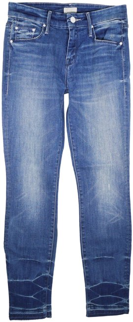 Item - Growing Pains The Looker Ankle Fray Skinny Jeans Size 24 (0, XS)