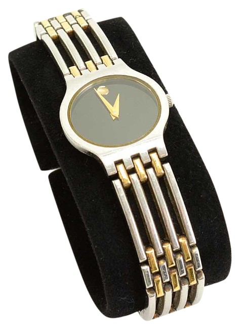 Item - Silver/Gold Rdc11468- Two Tone Stainless Steel Esperanza Ladies Watch