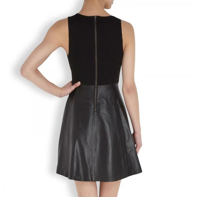 Joie Leather Dress Image 5