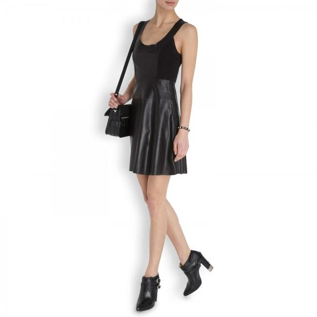 Joie Leather Dress Image 6