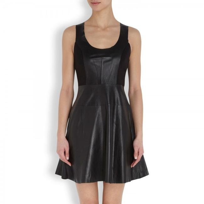 Joie Leather Dress Image 7