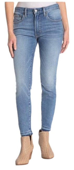Item - Sienna Mid Rise Cropped Skinny Jeans Size 26 (2, XS)