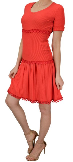 Item - Red Cocktail Dress Size 6 (S)