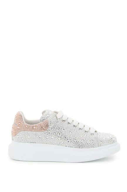 Item - White/Pink Oversized Sneakers Size EU 37 (Approx. US 7) Regular (M, B)
